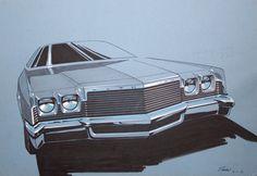 Plymouth Fury - John Samsen