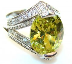 Fancy Quality Of Mystic Topaz Sterling Silver Ring s. 7