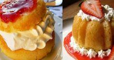 savarine_de_casa_reteta No Cook Desserts, French Toast, Pudding, Cooking, Breakfast, Mai, Food, Kitchen, Morning Coffee