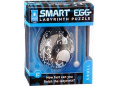Smart Egg Skull (svart) 65:-
