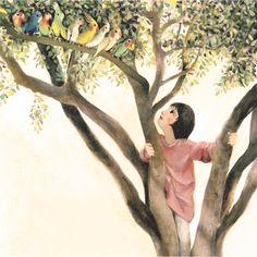 ilustración de Maria Giron
