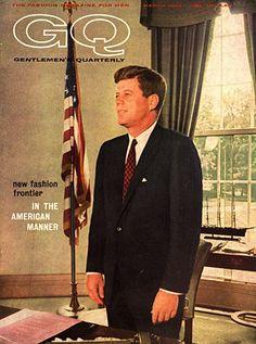 Gentlemen's Quarterly, March 1962