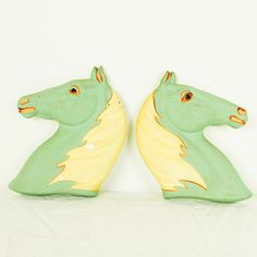 Horses Wall Hangings, $39, now featured on Fab.