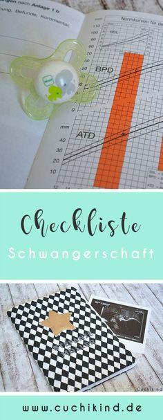 Was muss ich alles machen, wenn ich schwanger bin? Die ultimative Checkliste (Elterngeld, Mutterschutz, Kliniktasche, Hebamme, ...)