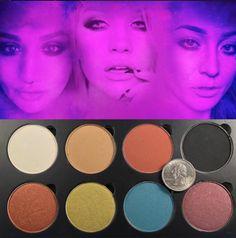 Lip Drama: NEW SauceBox Cosmetics Batalash Palette + Swatches