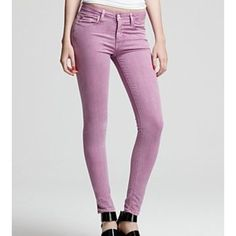 ✨HP✨Hudson purple nico super skinny jeans Beautiful purple Hudson Nico super skinny midrise pants. Size 28. In excellent condition. Pants have a cool subtle design all over them! A few stitches missing by tag. Doesn't effect the wear at all. Unique, fun pants ready to party! (Model is wearing the same style pants...just not this exact pair. Picture is to show fit.) Last picture is most accurate in the coloring :) 14.5 inch waist, 30 inches long. ✨CITY CHIC HOST PICK 11/16/15!!!!!!✨ Hudson…