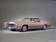 classic car values prices for sale information Cadillac Eldorado, 1960s Cars, Cadillac Fleetwood, Car Manufacturers, Hot Wheels, Luxury Cars, Cool Cars, Classic Cars, Automobile