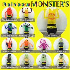 【自転車用ライト】RainbowMonstersLEDLIGHT