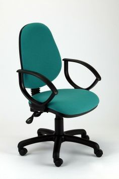 HIMPA High Back Two lever Operator Chair with Fixed Arm.  Available in a choice of Colours.