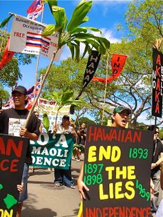 HOW DO HAWAIIAN NATIONALS FEEL ABOUT BEING PART OF THE US? - Find Out Here - http://FreeHawaii.Info