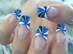 Image detail for -Nail Designs You Can Do Yourself, rhinestone nail designs, nail art ...