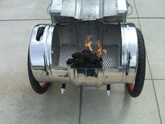 *Beer Keg BBQ Grill* - Page 5 - The BBQ BRETHREN FORUMS.