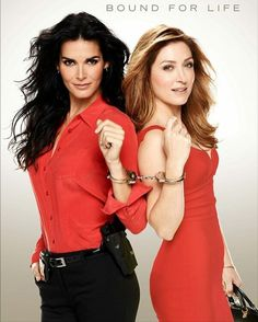 sasha alexander / angie harmon / rizzoli and isles / so hot