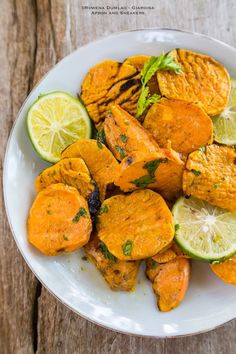 Apron and Sneakers - Cooking & Traveling in Italy and Beyond: Cilantro-Lime Grilled Sweet Potatoes
