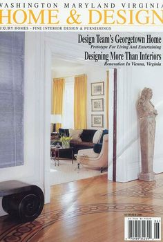 Home & Design - Summer 2001 - Cover