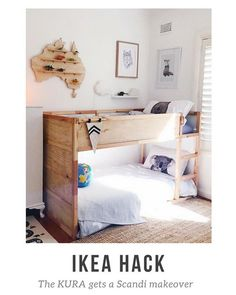 Latest Completely Free IKEA hack - IKEA KURA hack with plywood concepts . - Latest Completely Free IKEA hack – IKEA KURA hack with plywood concepts So here we move – proba -