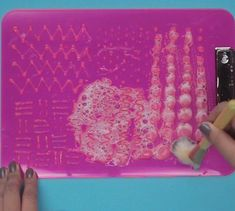 Best Ideas For Makeup Tutorials    Picture    Description  DIY Makeup Brush Cleaning Board | Simple & Fun DIY!    - #Makeup https://glamfashion.net/beauty/make-up/best-ideas-for-makeup-tutorials-diy-makeup-brush-cleaning-board-simple-fun-diy-7/