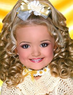 Todlers and tiaras   Toddlers and Tiaras Is Wrong and Creepy