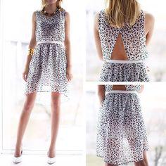 Fashion Lab Summer collection. Transparent dress 1199₽. Летняя коллекция Fashion Lab. Нежное платье с открытой спинкой из прозрачной ткани 4 расцветки 1199₽.