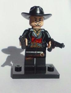 NEW-CUSTOM-100-LEGO-BATMAN-SOLDIER-DOC-HOLIDAY-COWBOY-W-ALTERED-HEAD-BANDIDO