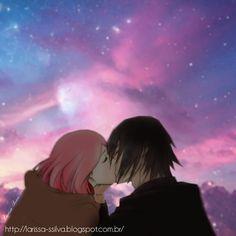 SasuSaku: Pink Sky SasuSaku