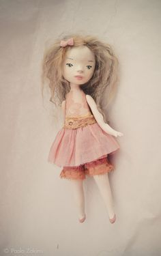 Art Doll - Paola Zakimi on Pinterest