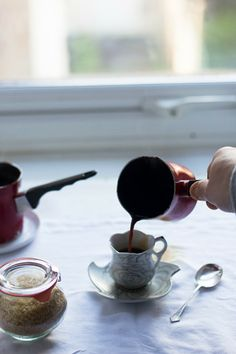 The best cup of turkish #coffee