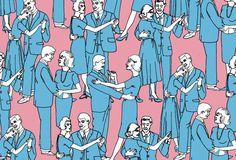 people | Julia Rothman Illustration