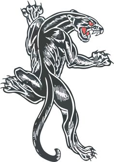 panther tattoo images - Google Search