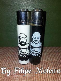 White and black Buda Clipper ;)