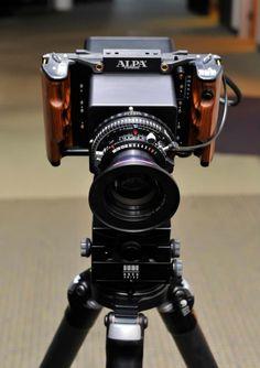 Technical cameras and accessories. Alpa, Cambo, Arca-Swiss, Sinar, Horseman, Linhof, Rodenstock,...