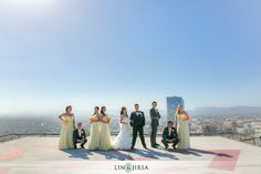 At Center Los Angeles Wedding | Bryan & Jennifer