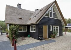 Huis 32 | Riet gedekt | Onze huizen | Presolid Home