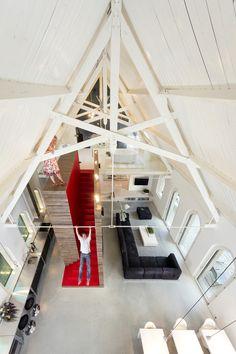 God's Loftstory in Veldhoven, The Netherlands