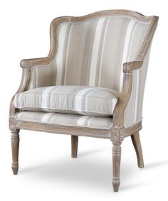 Louis French Cottage Club Chair