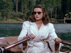 Gene Tierney in Leave Her to Heaven (John M Stahl, 1945)