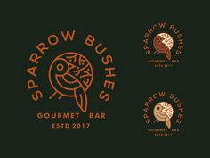 Sparrow Bushes Bar