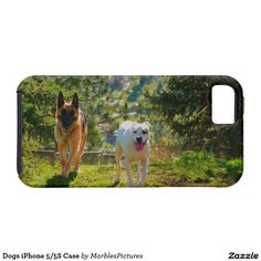 Dogs iPhone 5/5S Case #German #shepherd #American #bull #dog #animals #canines #iPhone #case