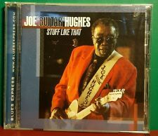"JOE ""GUITAR"" HUGHES: Stuff Like That_CD_Excellent Electric BLUES (1999)_Perfect"