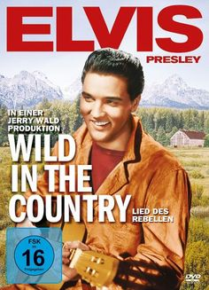 Elvis: Lied des Rebellen in movie collection Old Movies, Vintage Movies, Vintage Ads, Elvis Presley Movies, Elvis Presley Photos, Wild In The Country, King Of Music, A Star Is Born, Psychobilly