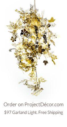Tangle Light - Gold / ARTECNICA  $97.00