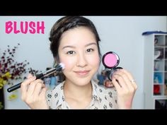 How to Apply Blush (Cream and Powder)