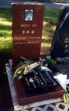 Biographie de Bruce Lee