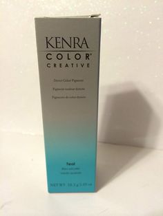 Kenra Color Creative Teal 2.05 Oz *** Learn more by visiting the image link.
