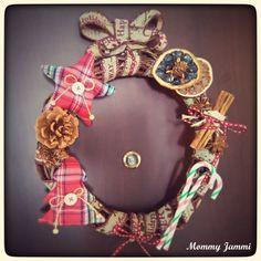 Χριστουγεννιάτικο στεφάνι με άρωμα Greek, Blog, Jewelry, Jewlery, Jewerly, Schmuck, Blogging, Jewels, Jewelery