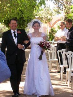 Amber's Wedding Day