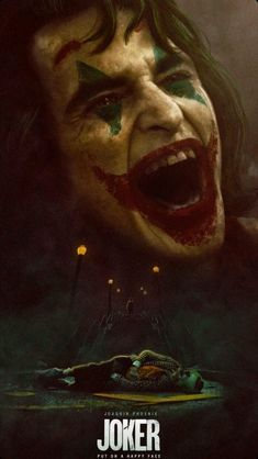 Joker: 10 great curiosities that (maybe) you don't know about the movie with Joaquin Phoenix - Malia Le Joker Batman, Der Joker, Joker And Harley Quinn, Joaquin Phoenix, Joker Iphone Wallpaper, Joker Wallpapers, Joker Poster, Poster S, Joker Film