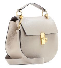 Drew Leather Shoulder Bag ¦ Chloé * mytheresa