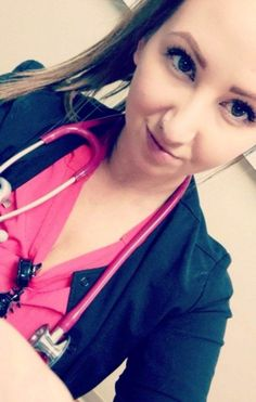 chivettes bored at work (34 photos) | hello nurse and girls