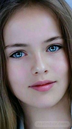 Beautiful hot beautiful and Sexy Babes! Most Beautiful Eyes, Beautiful Little Girls, Beautiful Girl Image, Gorgeous Eyes, Pretty Eyes, Cool Eyes, Girl Face, Woman Face, Kristina Pimenova